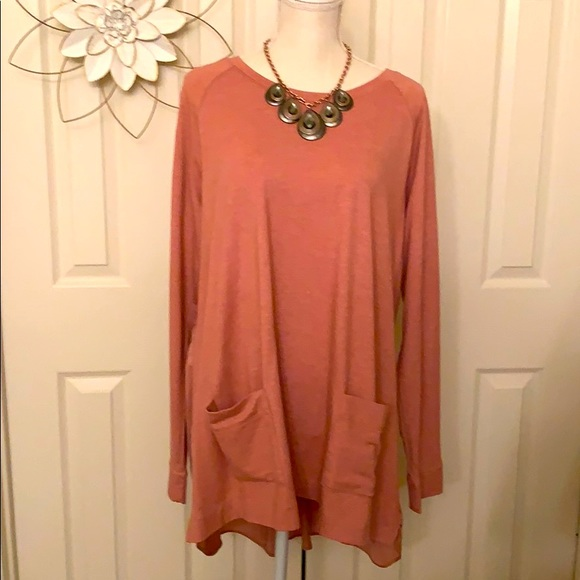 Very cute tunic by Logo!